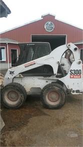 2006 bobcat s300 at machinerytrader com