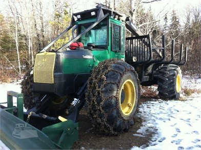 TIMBERJACK 610 For Sale - 3 Listings   MachineryTrader com - Page 1 of 1