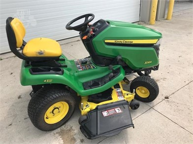 JOHN DEERE X324 For Sale - 66 Listings | TractorHouse com - Page 1 of 3