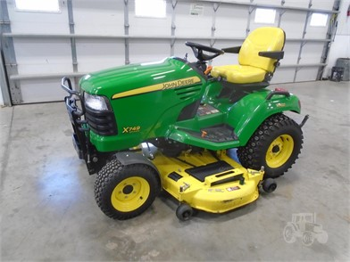 Riding Lawn Mowers For Sale In Iowa - 622 Listings