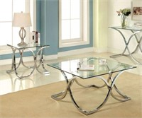 FURNITURE OF AMERICA END TABLE TOP WITH 1P0MM