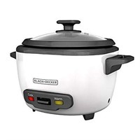 BLACK DECKER 16 CUP RICE COOKER AND STEAMER