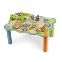 MELISSA & DOUG FIRST PLAY JUNGLE ACTIVITY TABLE