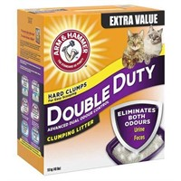 ARM AND HAMMER HARD CLUMPS 18KG