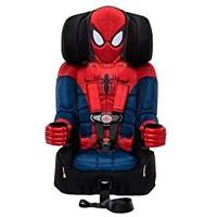 KIDSEMBRACE SPIDER MAN 2-IN-1 BOOSTER CAR SEAT