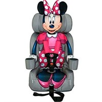 KIDSEMBRACE 2-IN-1 HARNESS BOOSTER CAR SEAT