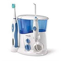 WATERPIK COMPLETE CARE WATER FLOSSER AND