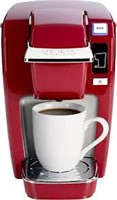 KEURIG K MINI SMALL AND PERSONAL COFEE MAKER