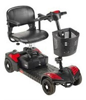 DRIVE MEDICAL SCOUT COMPACT TRAVEL SCOOTER