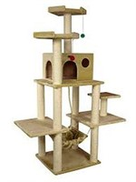 "ARMARKAT 72"" CAT TREE(NOT ASSEMBLED)"