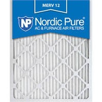 NORDIC PURE AIR FILTERS 20X25X5''