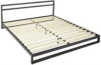 ZINUS 7INCH BED FRAME KING (NOT ASSEMBED)