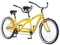 "KULANA SINGLE SPEED TANDEM 26"" BICYCLE-2 PERSON"