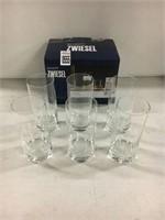 SCHOTT ZWIESEL PARIS 6 PIECE BEER GLASSES