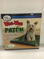 FOUR PAWSS WEE-WEE PATCH INDOOR