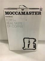 TECHNI VORM MOCCAMASTER COFFEE MACHIENE