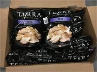 TERRA VEGETABLE CHIPS TARO 12 PIECE (170G)