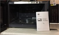 CHEF STAR MICROWAVE OVEN DENTED ON THE SIDE