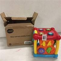 VTECH LEARNERS ACTIVITY CUBE