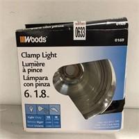 WOODS CLAMP LIGHT