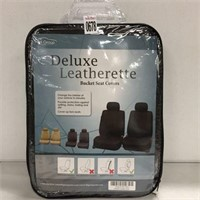FH GROUP DELUXE LEATHERRETTE SEAT COVERS