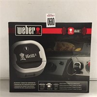 WEBER IGRILL3 BLUETOOTH CONNECTED THERMOMETER