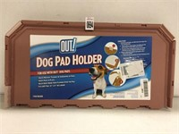OUT! DOG PAD HOLDER