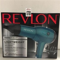 REVLON LIGHT WEIGHT FAST DRYER