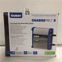 GUEST ON BOARD MARINE BATTERY CHARGER