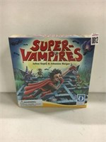 QUEEN GAMES SUPER-VAMPIRES GAME