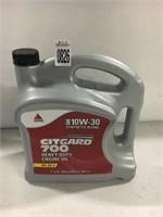 CITGO CITGARD 700 HEAVY DUTY ENGINE OIL 10 W 30