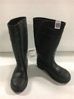 TINGLEY STEEL TOE BOOTS SIZE: 4