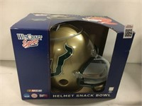 WINCRAFT SPORTS PARTY HELMET SNACK BOWL