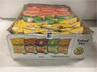 LAYS BAKED 65% LESS FAT CHIPS ASSORTED