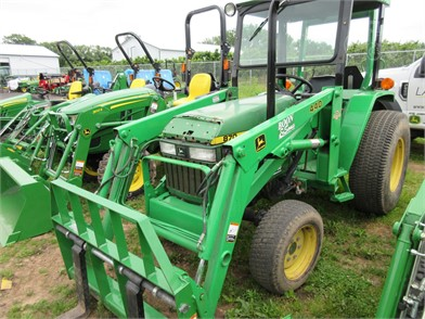 JOHN DEERE 870 For Sale - 9 Listings | TractorHouse com - Page 1 of 1