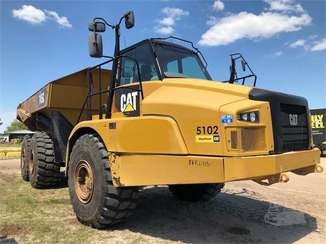 2016 CAT 745C For Sale In Mulberry, Florida
