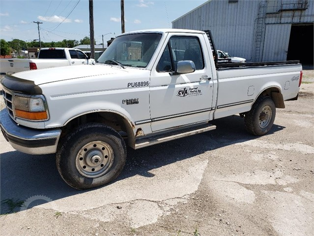 Auctiontime Com 1997 Ford F250hd Online Auctions