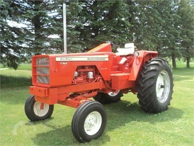 ALLIS-CHALMERS 100 HP To 174 HP Tractors Auction Results