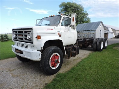 GMC 7000 Heavy Duty Trucks Auction Results - 27 Listings