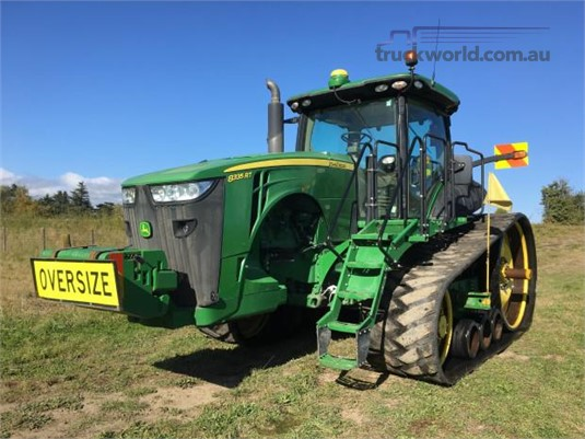 2013 John Deere 8335RT Farm Machinery for Sale