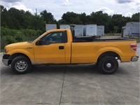 2014 Ford F-150 XL 2WD
