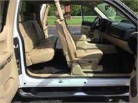2011 Chevrolet Silverado 1500 LT 4 Door Ext Cab 2W