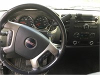 2009 GMC Sierra 1500 SLE 4 Door Ext Cab 2WD