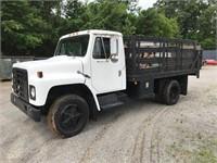 1984 International Harvester 1654