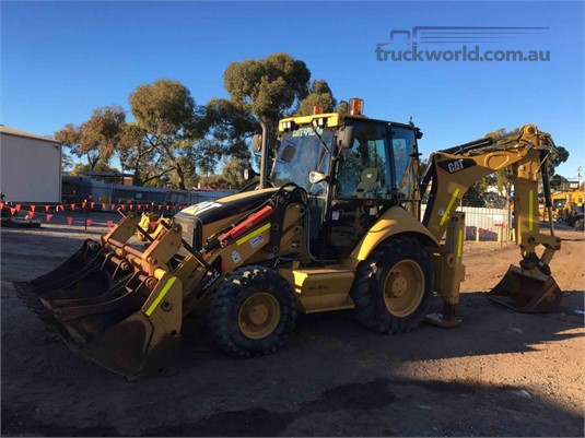 2009 Caterpillar 432E Heavy Machinery for Sale