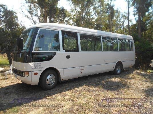 2002 Mitsubishi Rosa Bill Slatterys Truck & Bus Sales - Buses for Sale