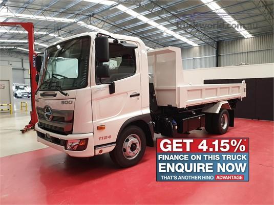 2019 Hino 500 Series 1124 FC - Trucks for Sale