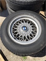BMW Wheel and Tire