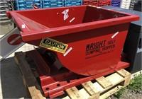 Wright Self Dumping Hopper