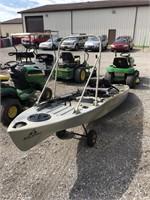 Ascend FS128 Kayak/ Canoe